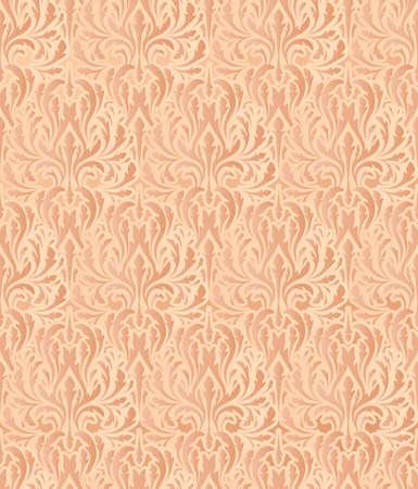 Damask seamless pattern Stock Vector - 22257143