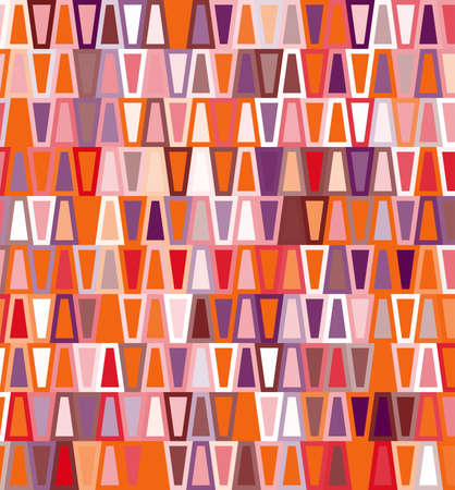 trapezoid: Trapezoid seamless geometric pattern Illustration