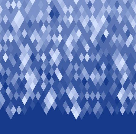 rhombus: Colorful rhombus geometric pattern