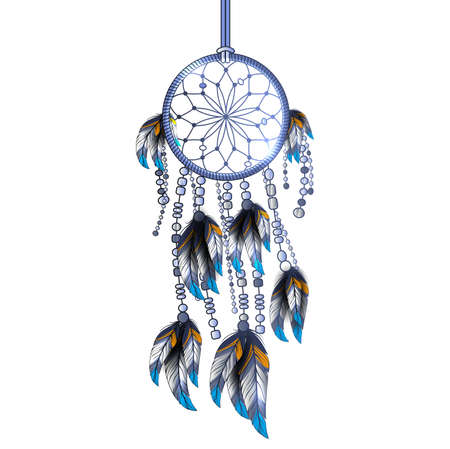 Dreamcatcher isolated