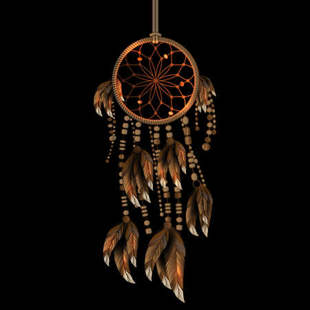 Dreamcatcher Vectores