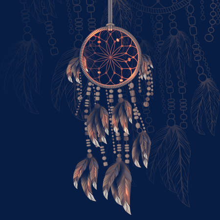 dreamcatcher: Dreamcatcher Illustration