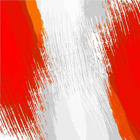 bandera de peru: Grunge fondo en colores de la bandera de Perú