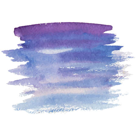 multilayer: Abstract watercolor brush strokes