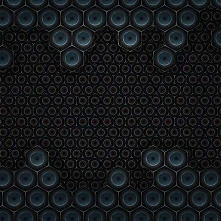 hightech: High-tech style background