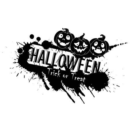 jack o  lanterns: Grunge Halloween Jack O lanterns