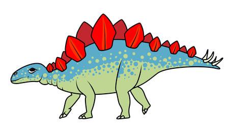 stegosaurus: Stegosaurus dinosaur