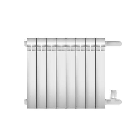 옥내의: Metal cast radiator for indoor steam heating