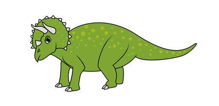 triceratops: Triceratops dinosaur