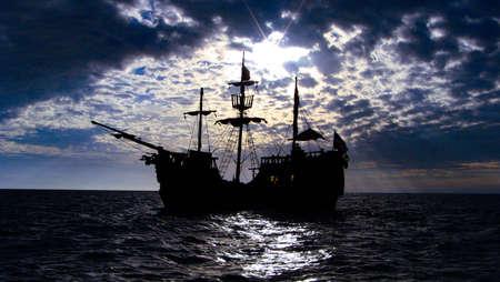 pinta: Pirate Ship