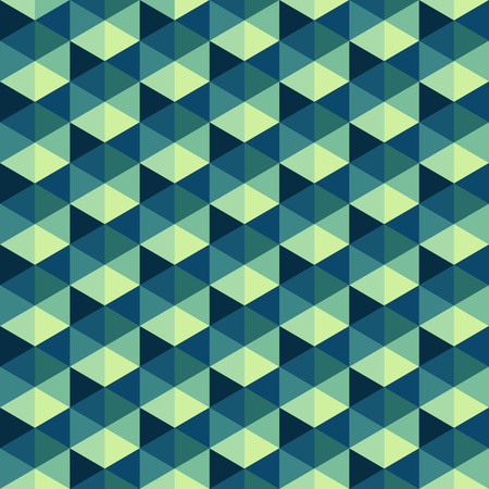 fabric art: Seamless pattern. Bright vector optical illusion. Op art background for your design.