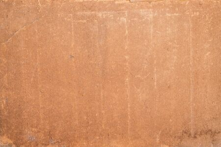 Stamped cardboard photo texture. Grunge background for your design