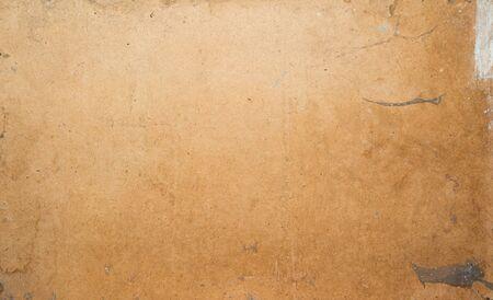 汚いダン ボール写真テクスチャ。ロフト スタイルであなたのデザインのグランジ背景。