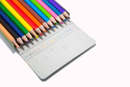 color pencil: Color pencil.