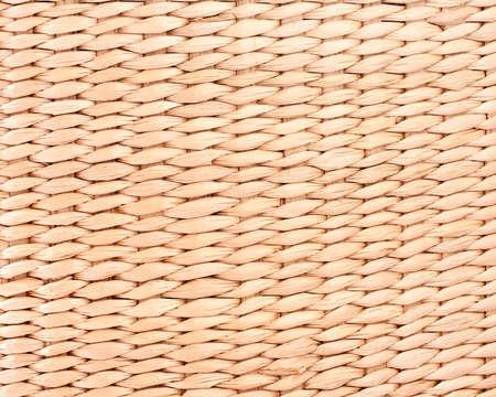 brushwood: handmade braided brushwood bamboo basket detail texture