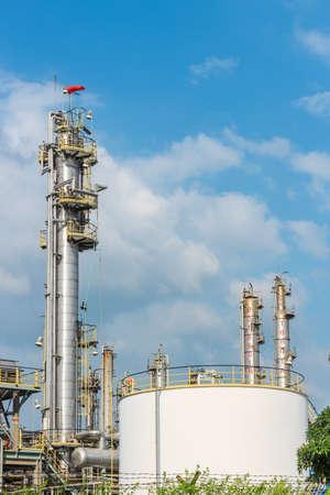 industrail: oil refining industrail