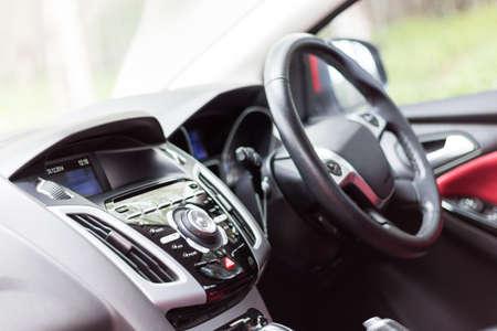 close up audio geluid in auto auto