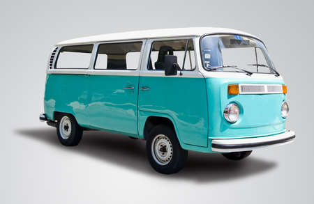 mini bus: bus van