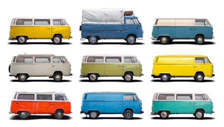 vw: VW vans and camper Editorial