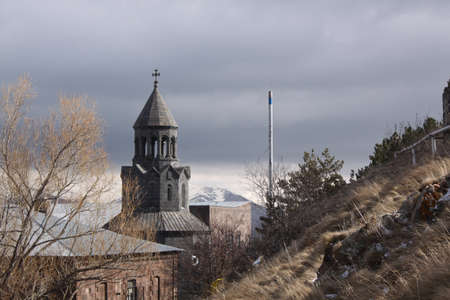 theological: Armenia  sevan lake  Vaskenian Theological Academy