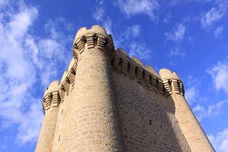 baku: Azerbaijan Baku Tower