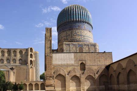 samarkand: Uzbekistan, Samarkand  City historical places