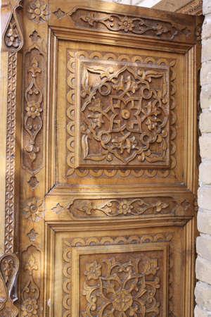samarkand: Uzbekistan, Saint Daniel complex in Samarkand