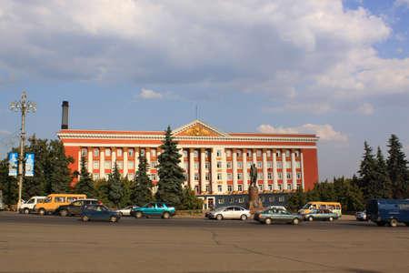 veiw: Russia  Kursk  City veiw Stock Photo
