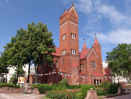 helena: Belarus Minsk Church of Saints Simon and Helena