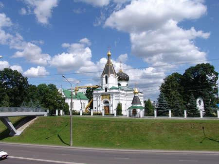 minsk: Belarus Minsk church