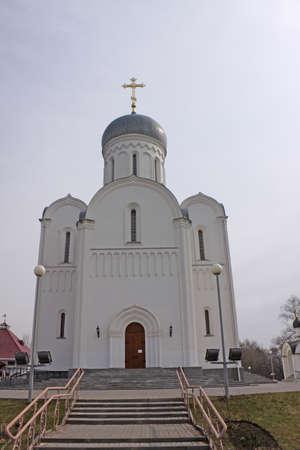 minsk: Belarus  Minsk  Ortodox church