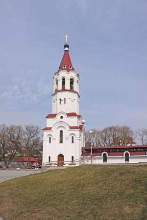 ortodox: Belarus  Minsk  Ortodox church
