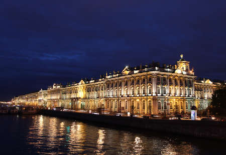 bartolomeo rastrelli: Russia. Saint Petersburg. Winter Palace Editorial
