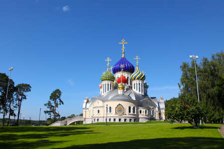 Russia. Moscow. Church of the Holy Igor of Chernigov