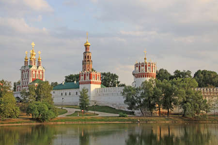 Russia. Moscow. Novodevichy Convent