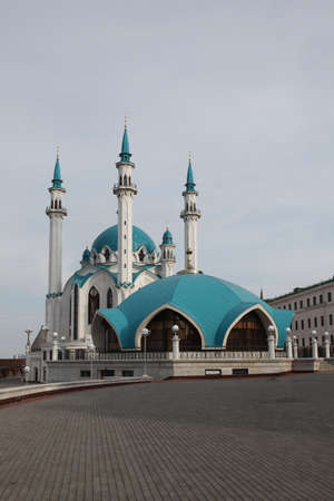 Russia. Kazan. Cathedral mosque