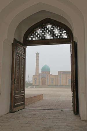 Juma Mosque in Tashkent