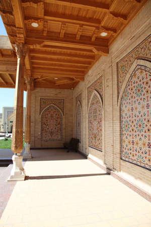 Suzuk Ota Complex in Tashkent, Uzbekistan