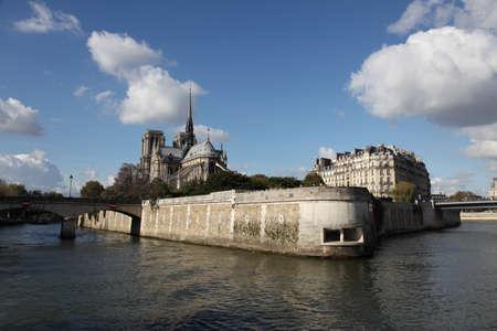 Paris, France, Notre-Dame de Paris