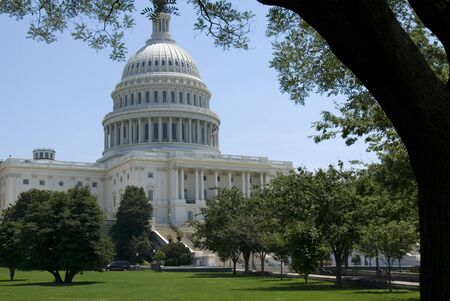 The Capitol, located in Washington, DC.