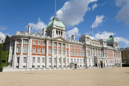 The Old Admiralty Building on Horse Guards Parade in London. Reklamní fotografie