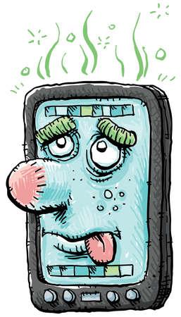 Sick Smartphone