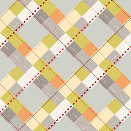 tile: A swatch tile of plaid.