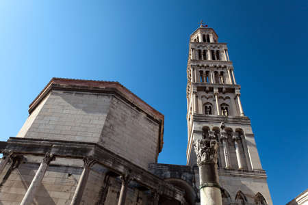 Cathedral of St  Dominus, Diocletian Stock Photo - 12790025