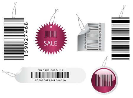 Bar codes Illustration