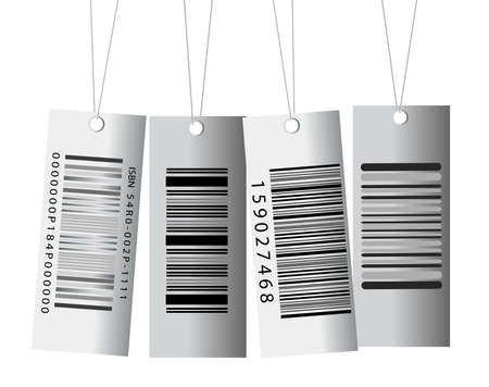 Bar codes Illustration
