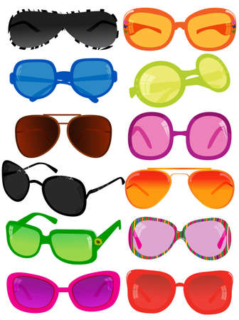 diopter: Sunglasses  Illustration