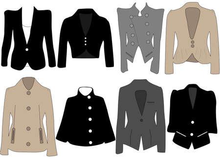 styler: Womens jackets