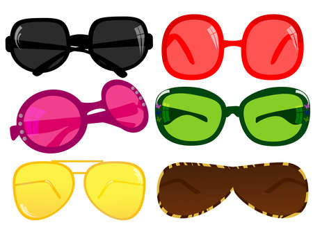 Sunglasses  Illustration