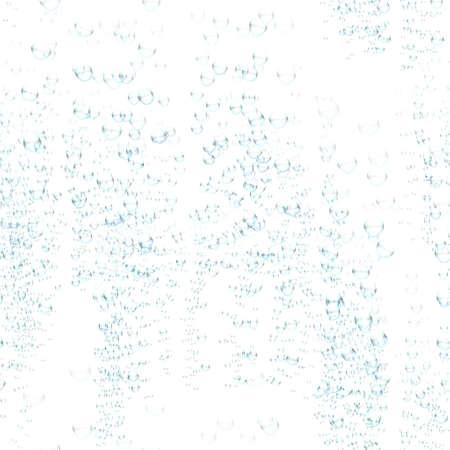 Nahtlose Musterelement mit geringer Datendichte Bl�schen gegen white Lizenzfreie Bilder